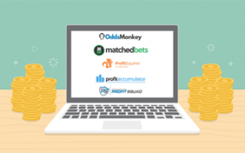 What is matched betting?