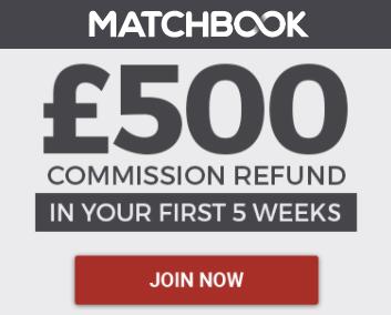 matchbook signup offer