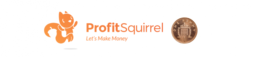 Profit Squirrel Premium Membership for ONLY 1p