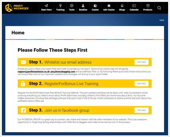 Profit maximizer matched betting software free cs go betting sites like csgolounge