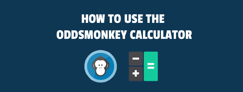 how to use the oddsmonkey calculator
