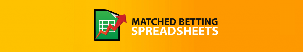 matched betting spreadsheets