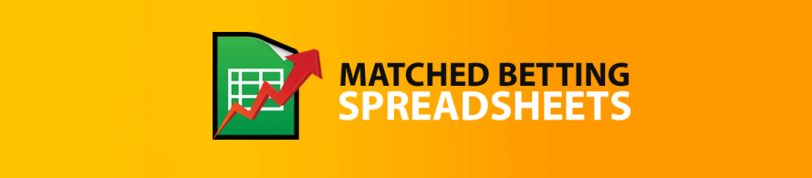 Best Matched Betting Spreadsheets