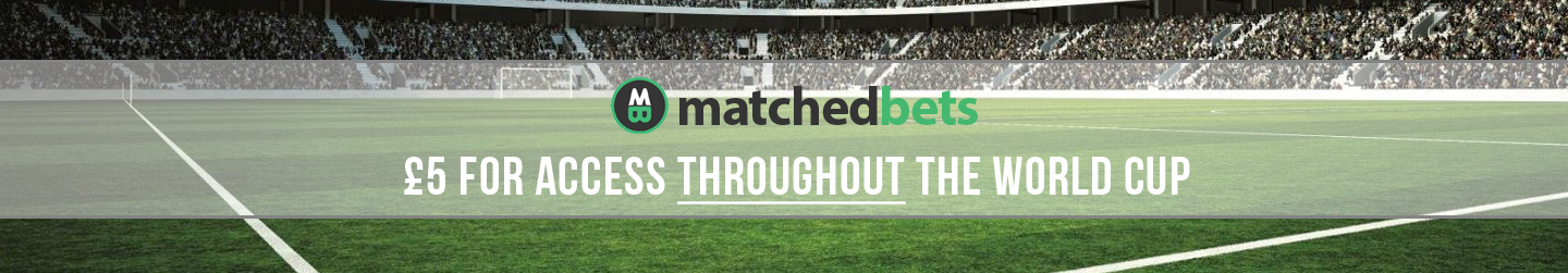 matchedbets promo code