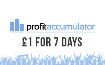 Profit Accumulator – £1 for 7 days