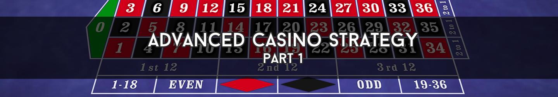 advanced casino strategy