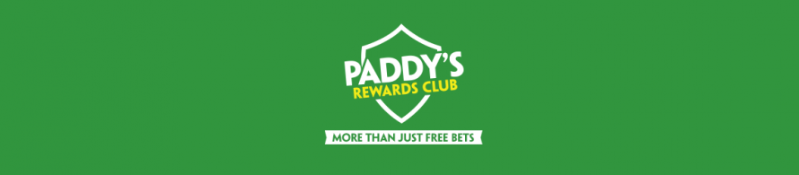 Paddy's Rewards Club