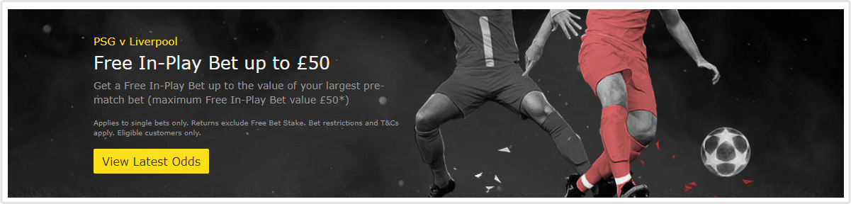 bet365 risk free bet strategy