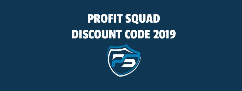 profit squad discount code