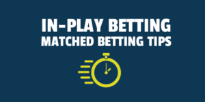 in-play betting