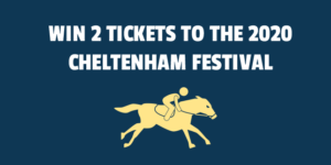win cheltenham festival tickets