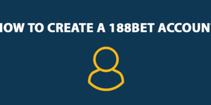 How to create a 188BET account