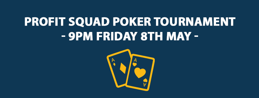 profit squad poker tournament
