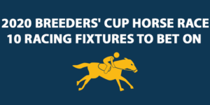 2020 Breeders' Cup Horse Race