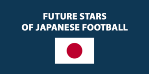 future stars of japanese football