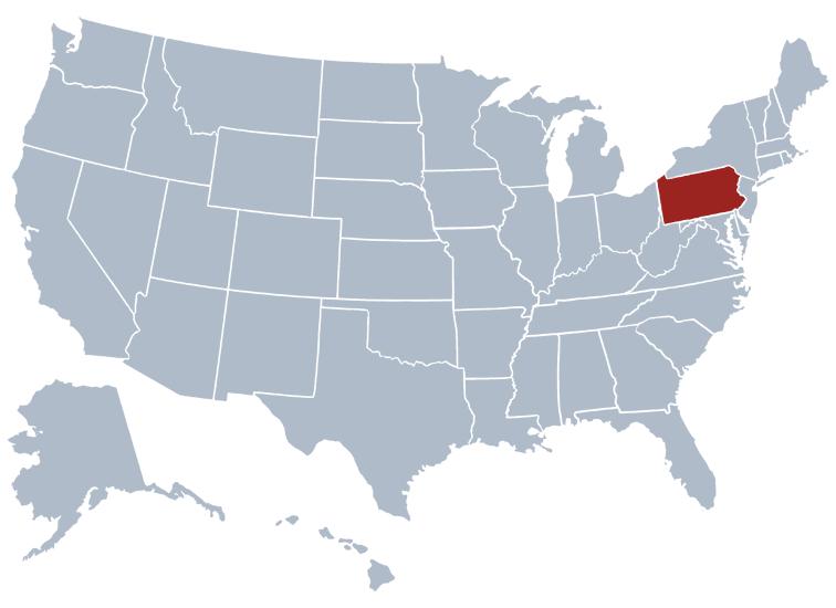 Situs taruhan Pennsylvania